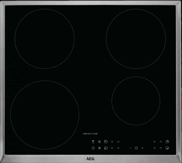 AEG IKB64301XB indukciós főzőlap