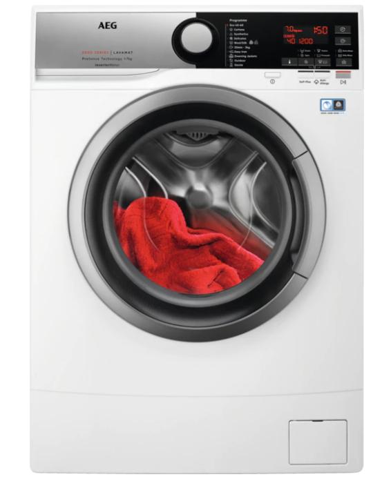 AEG L6SA47SM elöltöltős mosógép