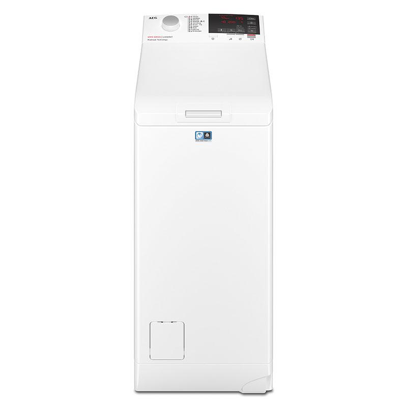 AEG LTX6G271E felültöltős mosógép