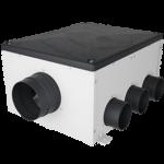 Aerauliqa QcMEV 125 HY EC szellőztető ventilátor