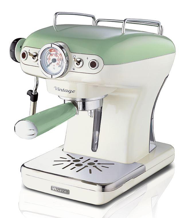Ariete 1389.GR Vintage Espresso kávéfőző