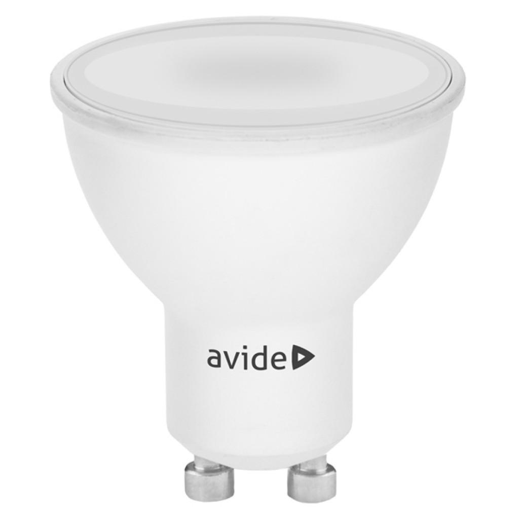 Avide ABGU10NW-4W-AP Spot Alu+plastic LED izzó