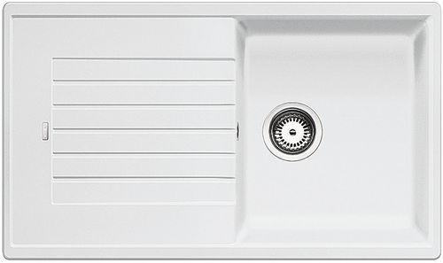 BLANCO ZIA 5S fehér exc.nélkül mosogató