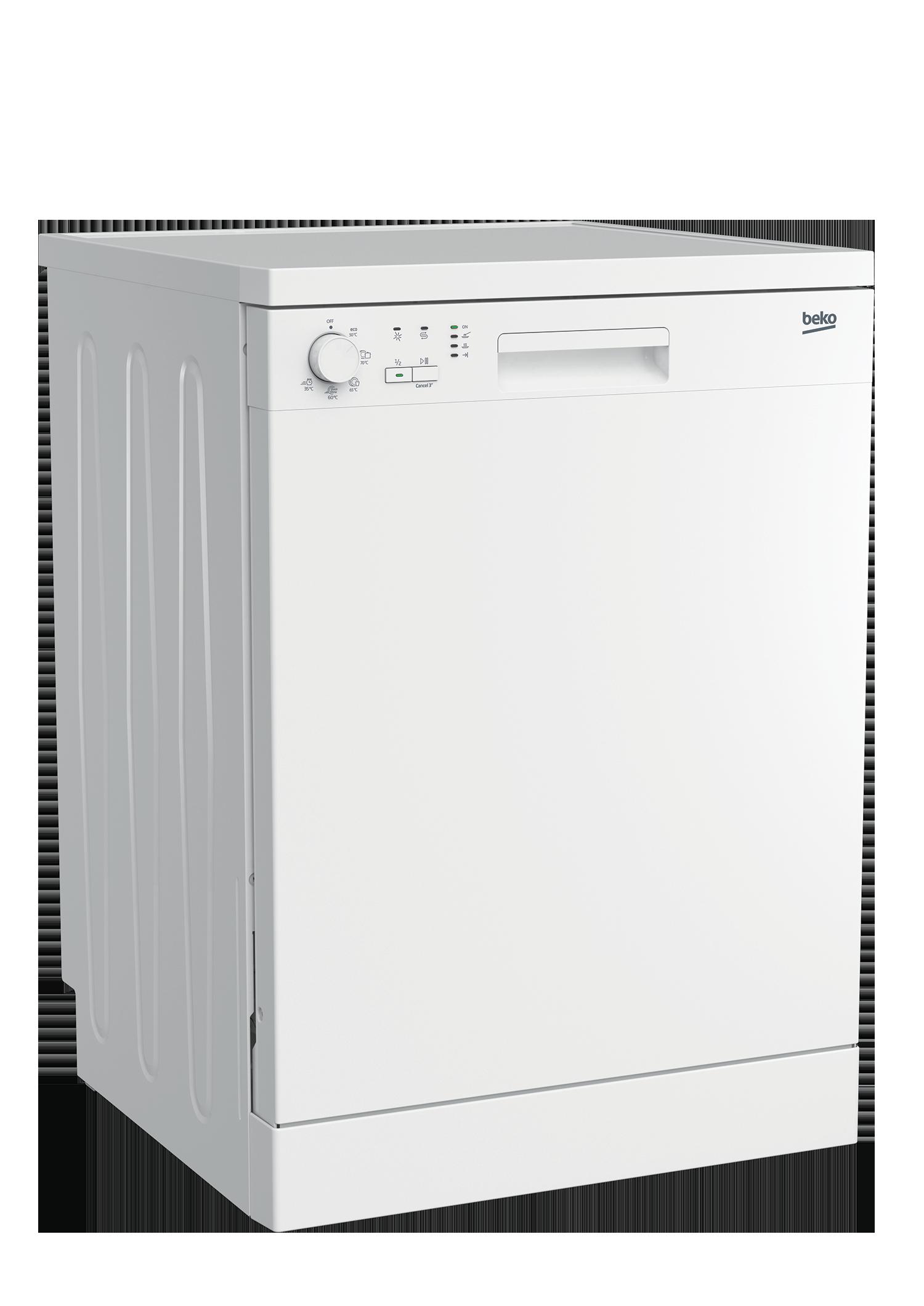 Beko DFN05311W mosogatógép