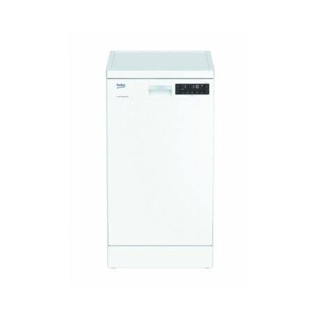Beko DFS28131W keskeny mosogatógép