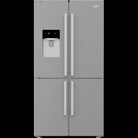 Beko GN-1426234 ZDXN side by side hűtőszekrény