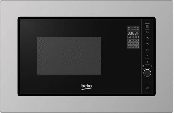 Beko MOB20231BG beépíthető mikrohullámú sütő