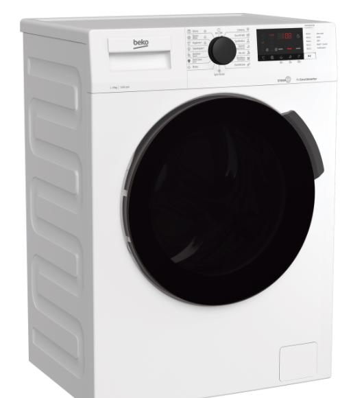 Beko WUE-8622 XCW elöltöltős mosógép