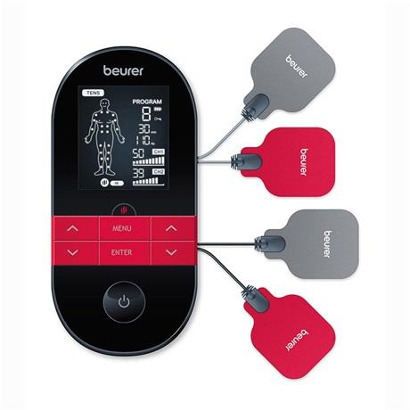 Beurer EM 59 digitális TENS/EMS készülék melegítő funkcióval