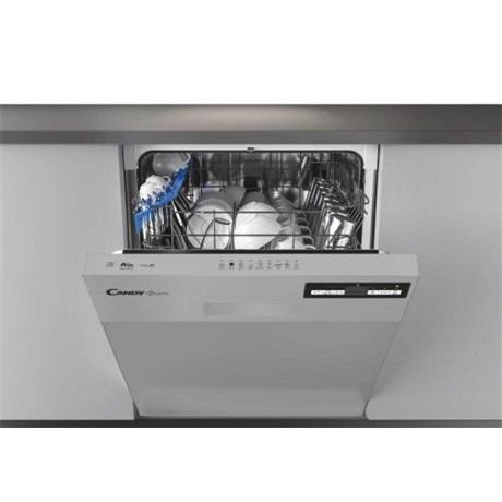 Candy CDSN 2D350PX beépíthető mosógatógép, 13 teríték félig integrált