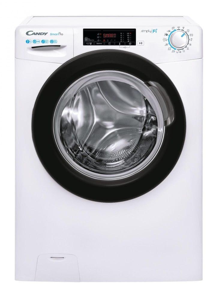 Candy CSO 1275TBE/1-S elöltöltős mosógép