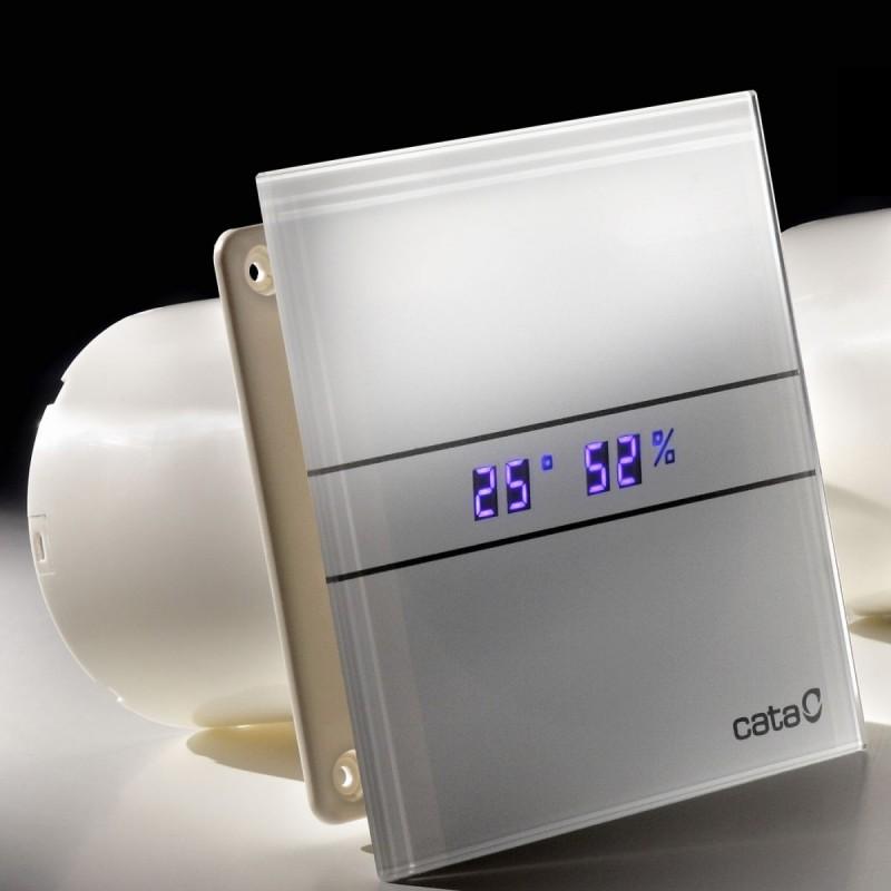 Cata E-150 GTH Szellőztető ventilátor