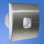 Cata Silentis 10 inox timer Low Noise szellőző ventilátor