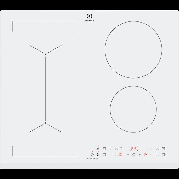 Electrolux LIV63431BW Bridge funkciós beépíthető indukciós főzőlap