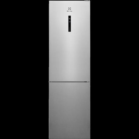 Electrolux LNT7ME34X2 alulfagyasztós hűtőszekrény