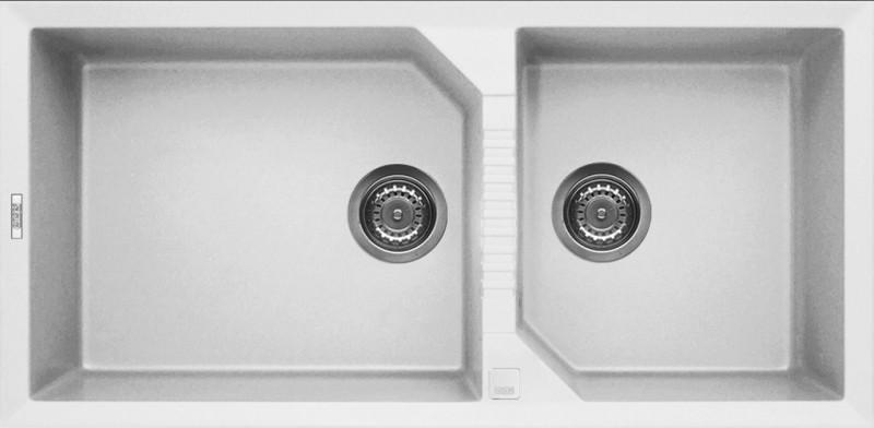 Elleci Tekno 490 kétmedencés mosogatótálca