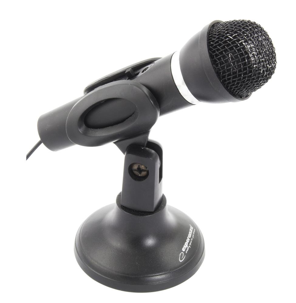 Esperanza Sing mikrofon EH180