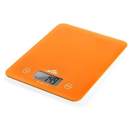 Eta 277790030 konyhai mérleg narancssárga