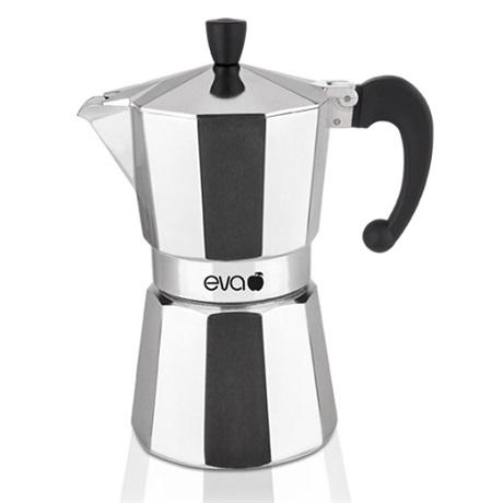 Eva 020302 1 személyes kotyogós kávéfőző