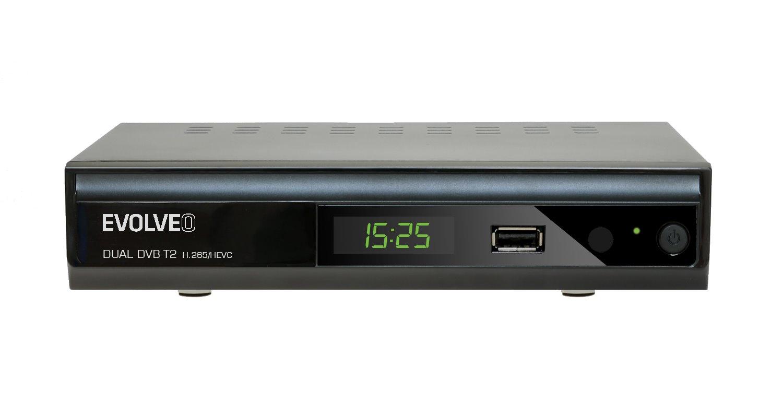 Evolveo Gamma DT-4060-T2-HEVC set-top box