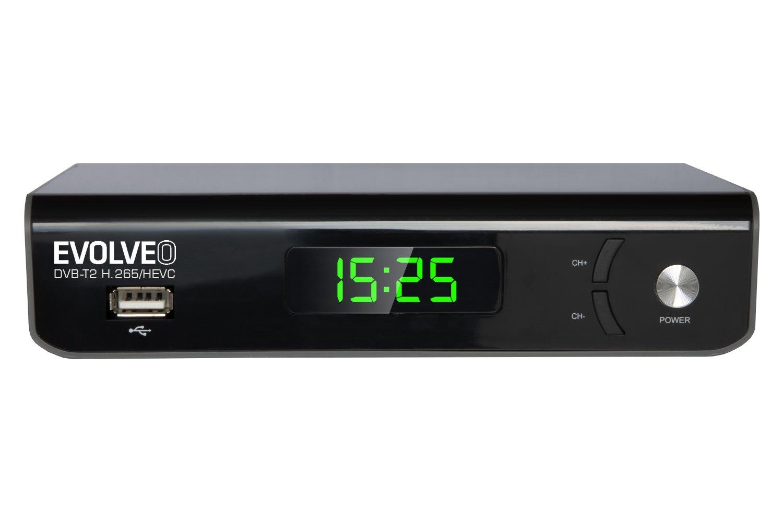 Evolveo Omega DT-3065-T2-HEVC set-top box