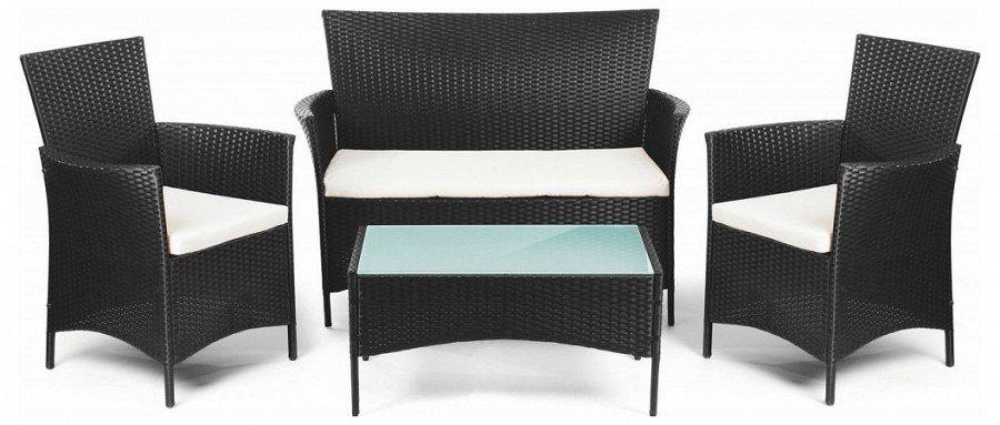 Fieldmann FDZN6050-PR kerti bútor szett