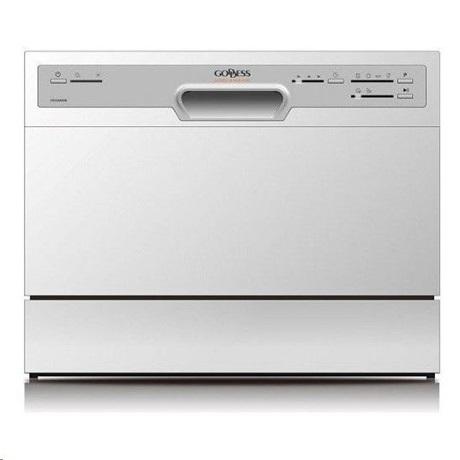 Goddess DTC656MW8F asztali mosogatógép