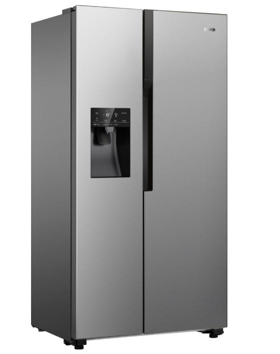 Gorenje NRS9181VX Side-by-side hűtő