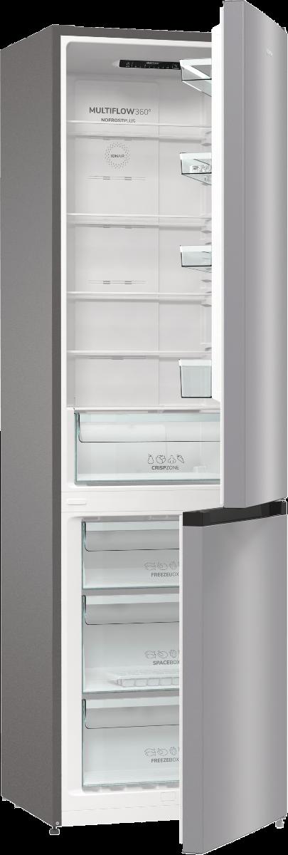 Gorenje RK6202ES4 alulfagyasztós hűtőszekrény