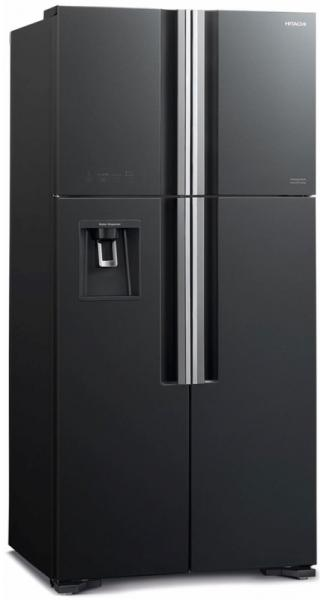 Hitachi W660PRU7.GGR hűtőszekrény, 4ajtós, 540l