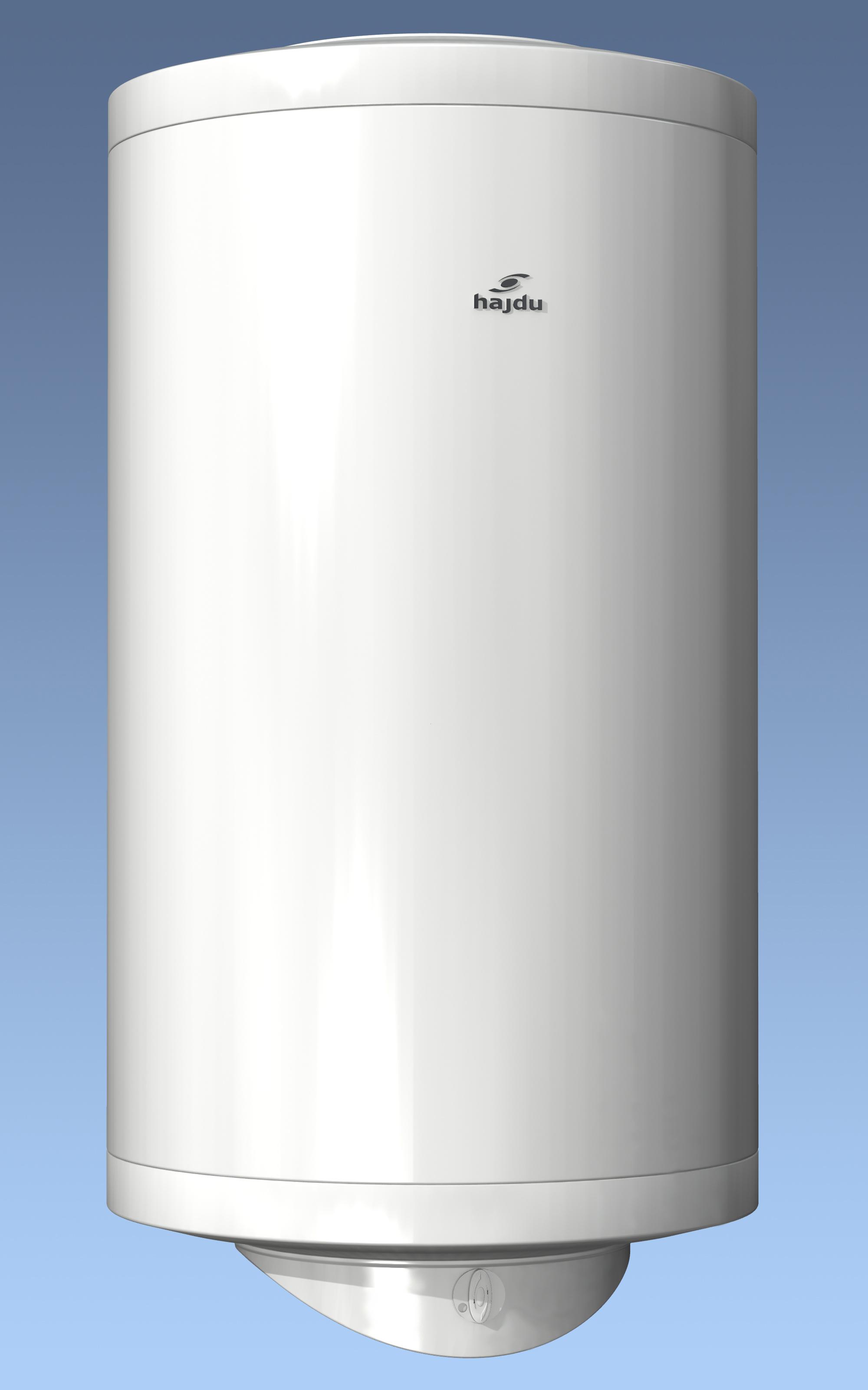Hajdu Z-50 ERP zártrendszerű, villamos fűtésű, fali függőleges forróvíztároló