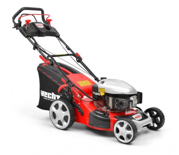 Hecht 5484 SXE 5 IN 1 Benzinmotoros 4 sebességes önjáró fűnyíró elektromos indítással