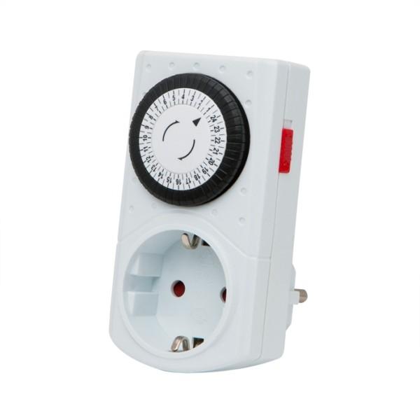 Home by Somogyi 0760S mechanikus beltéri időzítő óra 24h/30min