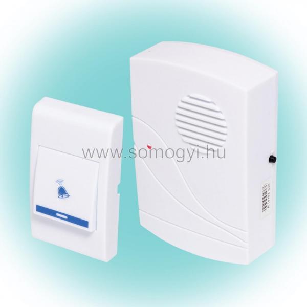 Home by Somogyi DB 0630DC vezeték nélküli csengő