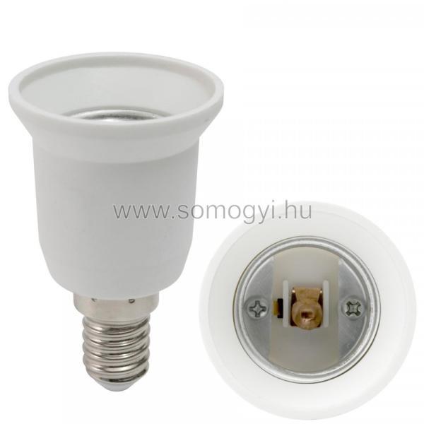 Home by Somogyi E27/E14 foglalatátalakító adapter