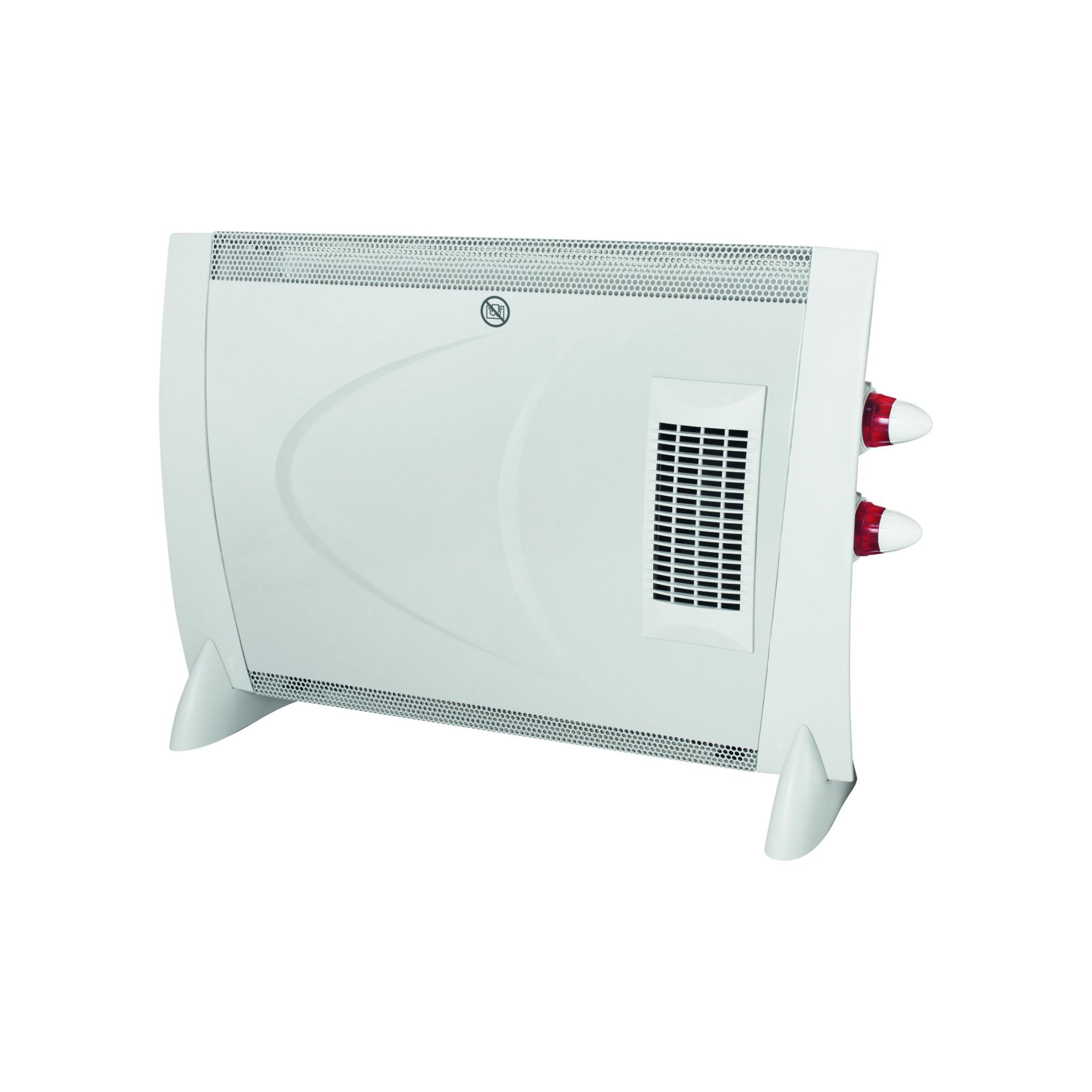 Home by Somogyi FK 190 TURBO konvektor fűtőtest ventilátorral, 2000 W