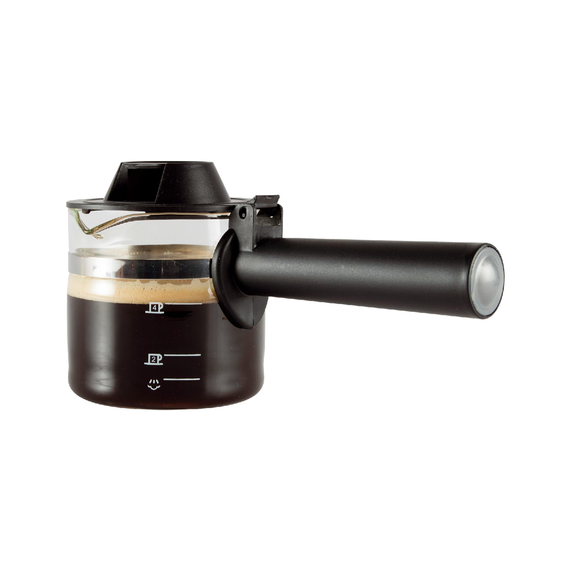 Home by Somogyi HG PR 06/K üveg kiöntő eszpresszó kávéfőzőhöz, 240 ml