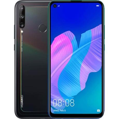 Huawei P40 LITE E DS mobiltelefon, éjfekete
