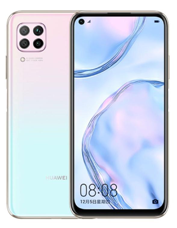 Huawei P40 Lite 4G DS Sakura Pink mobiltelefon