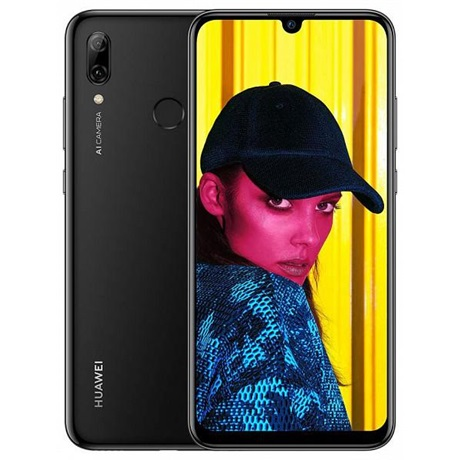 Huawei P SMART 2021 DS mobiltelefon, midnight black
