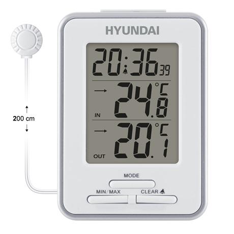 Hyundai WS1021 időjárás állomás