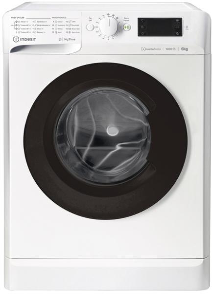 Indesit MTWE61283WKEE elöltöltős mosógép