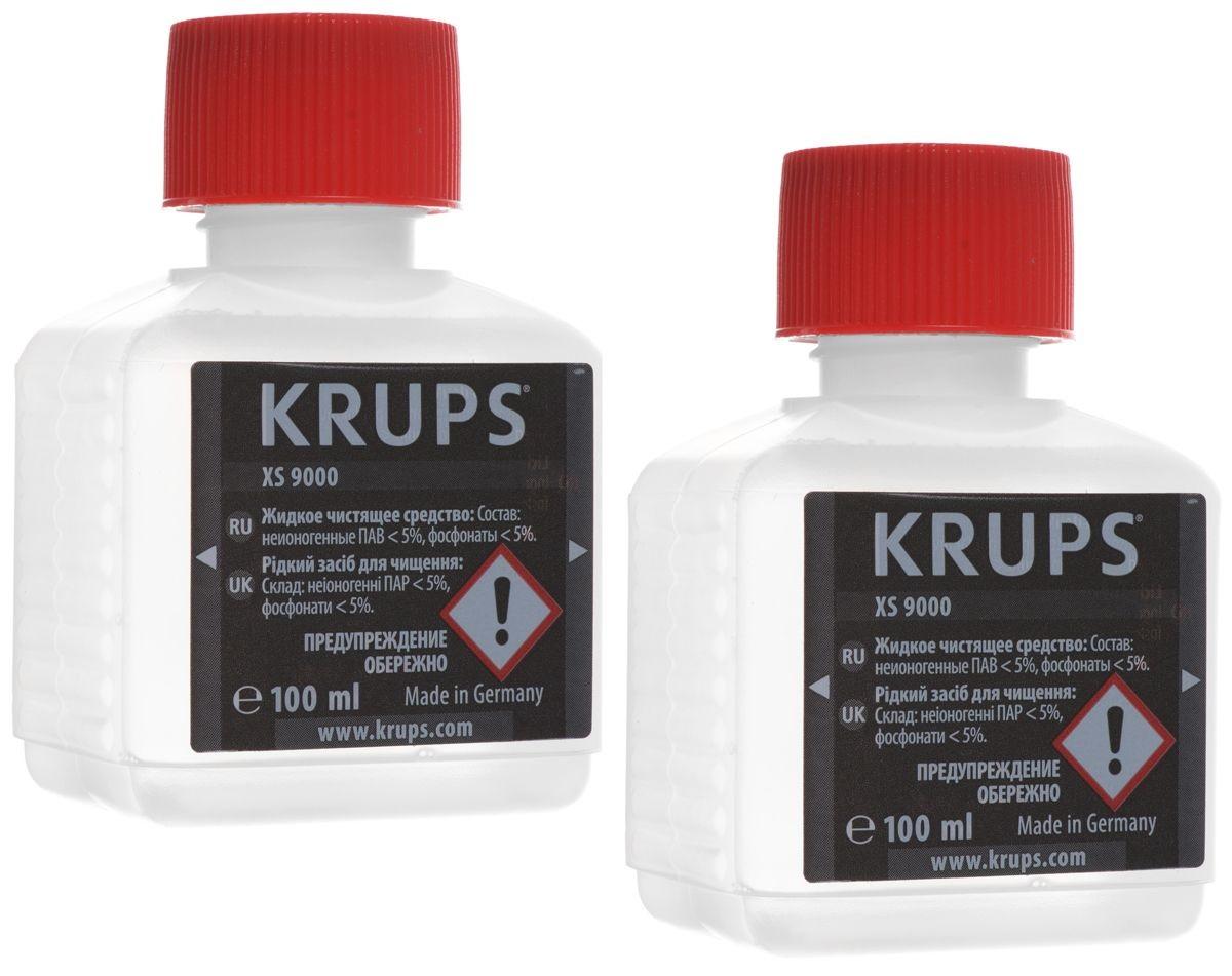 Krups XS900031 tisztító folyadék