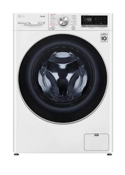 LG F2DV5S7S1E  gőz mosó-szárítógép