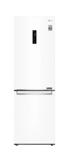 LG GBB61SWHMN alulfagyasztós hűtőszekrény