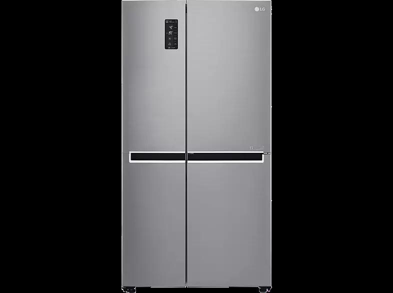 LG GSB760PZXV Total No Frost Side By Side hűtőszekrény
