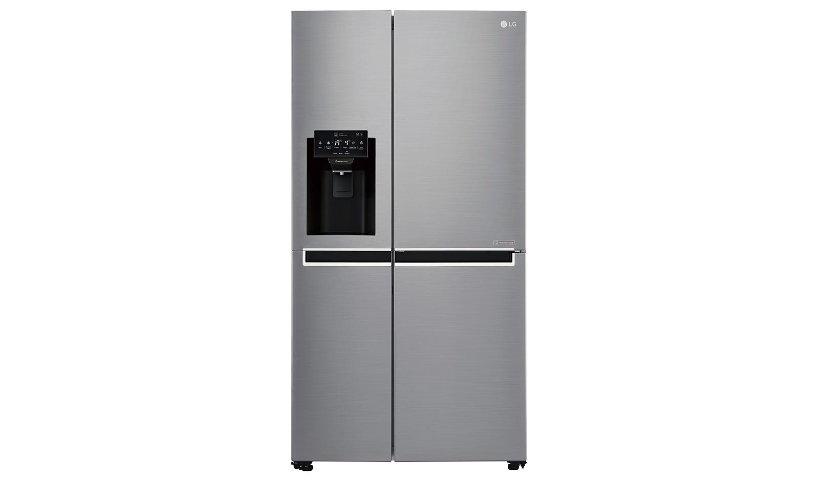 LG GSJ760PZXV Side by Side hűtőszekrény