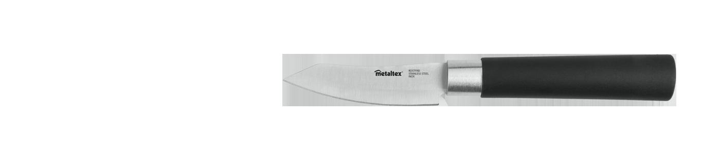 Metaltex MX255862 Ázsia szeletelő kés, 19 cm-es
