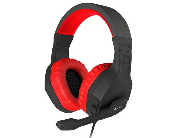 Natec NSG-0900 gamer fejhallgató