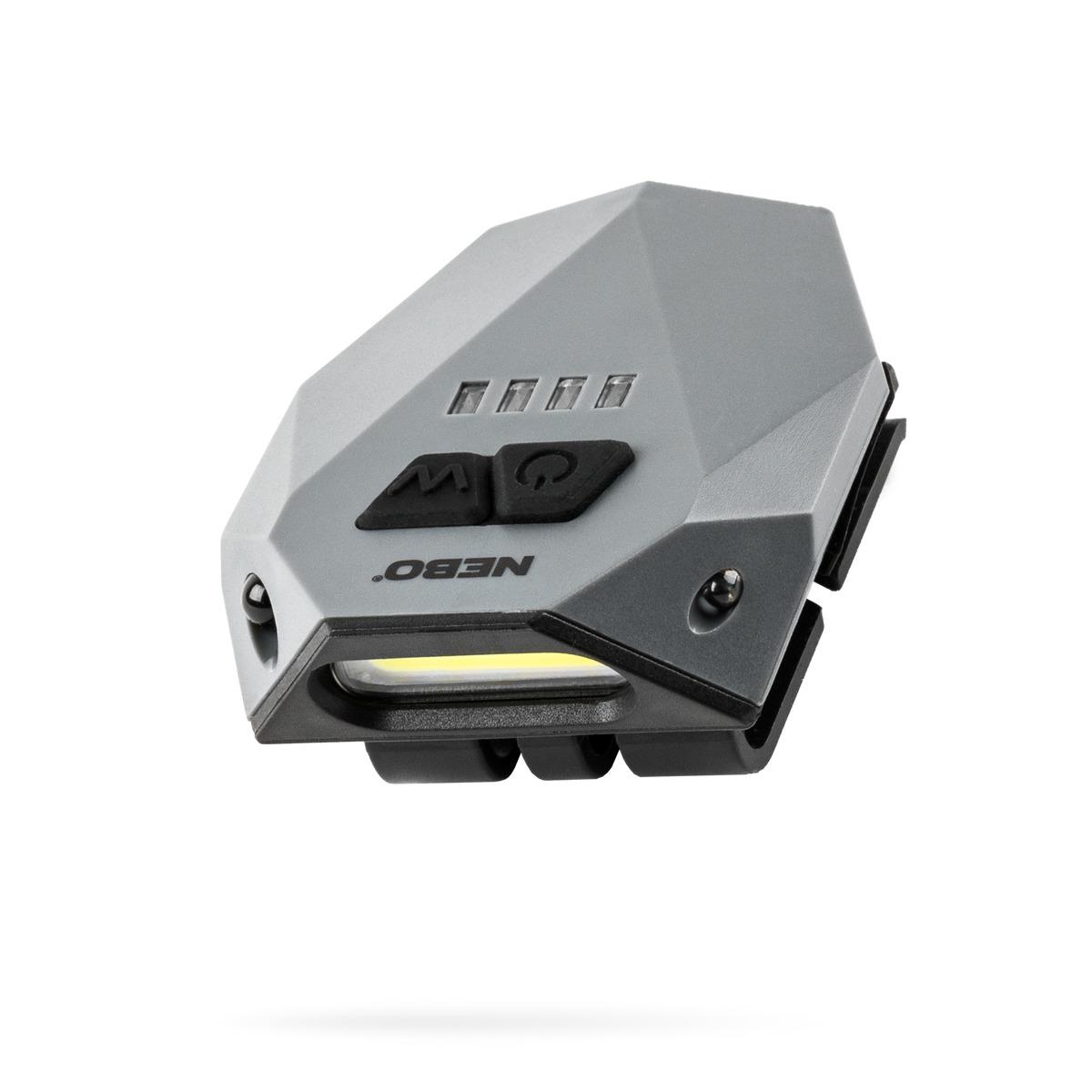 Nebo NEB-HLP-0004-G Einstein Cap lumen sapka lámpa